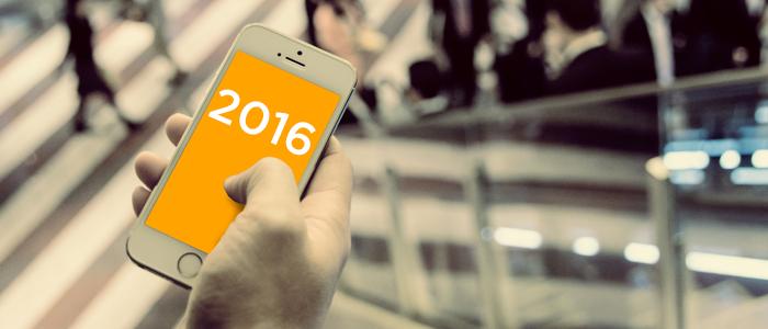 La tecnología que llega en 2016